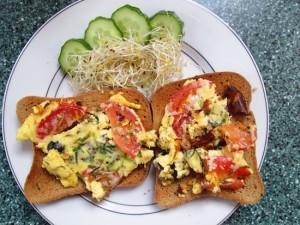 Hartige lunch omelet-3