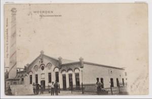 De steenfabriek van Hofman.