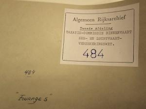 Taxatie Cie 484