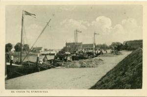 Haven Stasvenisse 1925-1935